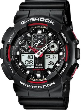 Часы Casio G-Shock GA-100 (электронные)
